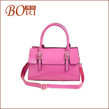 2011 trendy leather most beautiful pig skin leather bag