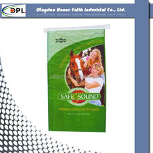 Hot sale top quality plastic pp woven reusable bag printing with good price