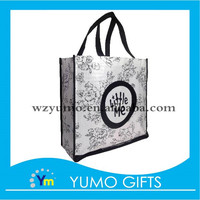 non-woven bags with disposable shopping packing