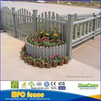 Good WPC material fence&grape trellis