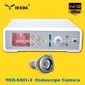 venta caliente veterinaria otoscopio de vídeo de la cámara endoscopia instrumento