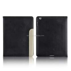 Book Style PU Leather Tablet Case for ipad Case Cover