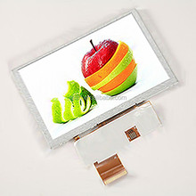 5.0 inch 800(RGB) *480 lcd for sony xperia z ultra lte c6833 lcd digitizer ( PJT500C01H29-300P40N-B )