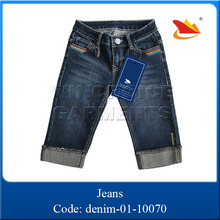 2014 mens new fashion short jeans