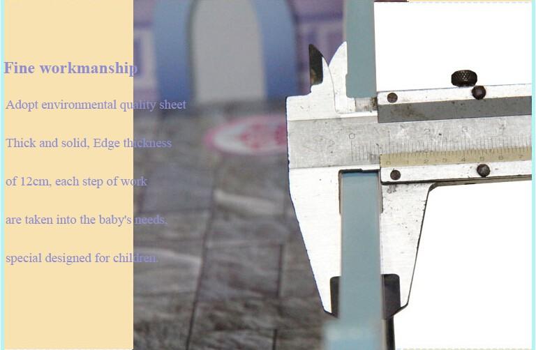 Cabaña para niños juguete creativo casa casa de muñecas casa ...