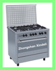 kitchen appliance new style cook top gas cooking range hood in Dubai, gas cooker with oven, gas and electric oven