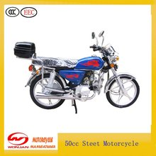 50cc Motorcycle Made in China with EEC