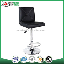 Office chair manufacturer ISO 9001 certified Night club use sex bar stool