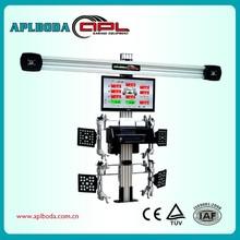 wheel alignment for sale,automobile garage equipment,laser wheel alignment machine