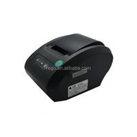 Financial accounting PC wide printer with cutter