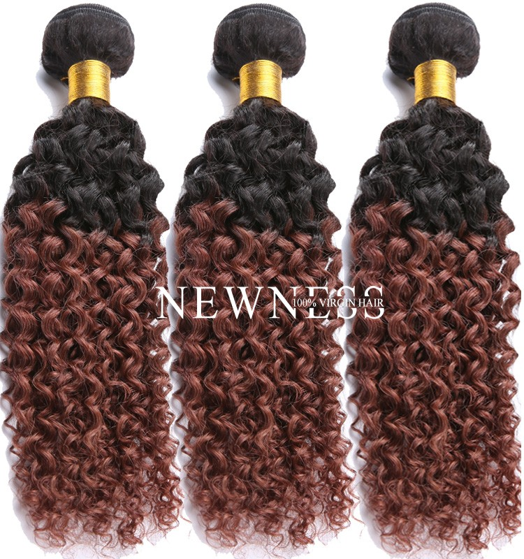 High Quality Light Brown Hair Weave Extensions Wholesale Cheap
