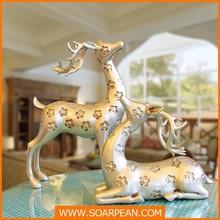 Elegant Decoration Spotted Deer