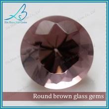 Colorful Gems Colorful Dream !!! 1mm~15mm custom diamond cut faceted glass gems