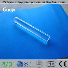 high quality clear fused silica rod in stock for Stock Handling