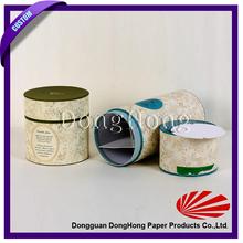 New arrival custom round gift box, cylinder box, round cylinder gift box