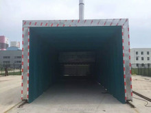 industry Flexible Portable Spray Booth for Costa Rica