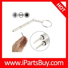 Great Phone Repair Kit Keyring / Screwdriver sets+ Flat Head Screwdriver/ Star Nut Driver