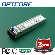 1000base WDM (BiDi) SFP module 20km TX 1310 nm/RX 1550 nm, -40 to 85 operating temperature Compatible Moxa SFP-1G20ALC-T
