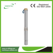 taizhou deep well pump with floating