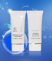 Qianbaijia makeup spf 30+ whitening cream with sunscreen protection brands best sunscreen