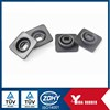 China factory custom made industrial round flat rubber gasket, gasket washer with hole