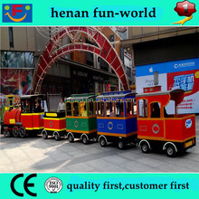 trackless train for sale years experience