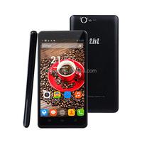 Ultrathin THL 4400 phone 5.0'' Quad Core Android 4.2 MTK 6582 OTG 1GB 4GB mobile phone Dual SIM Dual Standby