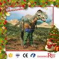 Peso venda quente luz pintura artesanal robotic andando dinossauro traje