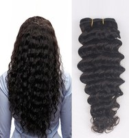 Alibaba in Spanish Express Deep Wave Weave Hairstyles for Black Women