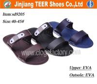 2015 new eva clogs garden shoes sandals for men