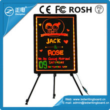 2015 China New Innovative Product 22Mm Thickness 90 Flashing Modes Graphic Design Led Sign Board