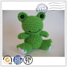 Familiar in oem factory customized free soft toy knitting patterns