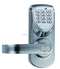 digital code key keypad door lock for house use