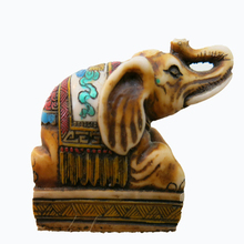 Resin Formed Elephant Sealing Self Inking Stamp