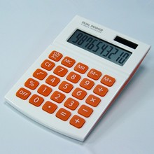 Professional manufacturer supplier for 10 digit solar power desktop calculator