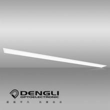 3600x200mm ultra long led panel light for office garage airport shop