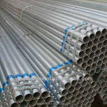 JIS G3444 STK400 hot dip galvanized mild steel pipe black pipe top quality,best price made in China