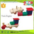 Motor do trem de madeira Kids brinquedos Mini Thomas trem de brinquedo