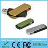 2014 cheapest metal swivel usb flash drive ,wholesales twist usb pen drive ,spin usb flash memory 16GB