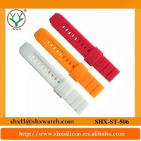 Competitive price different colors latest girl watches strap