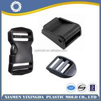 China customized durable buckle plastic
