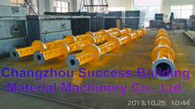 6-30m Pole Steel Mould/Concrete Pole Steel Mould/Pre-stressed Concrete Pole Mould