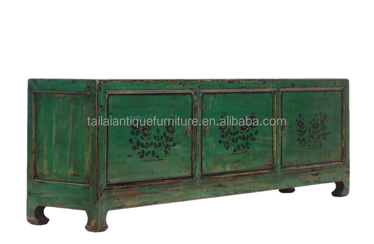 Chinois antiques r cup r s en bois meuble tv cabinet for Cabinet chinois meuble
