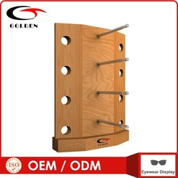 2014 OEM acrylic eyewear lens display racks tray design good quality