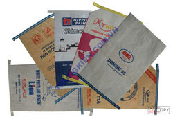 Useful Kraft Paper Cement Bag 3 layers