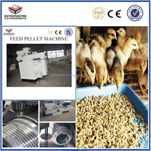 high quality Rotexmaster animal feed pellet making machine / organic chicken feed pellet machine for sale