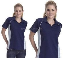 Top grade most popular most popular women polo t shirt