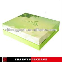Eco-Friendly Paper Gift Tea Box Packaging (No. 003)