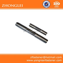 Black Oil Finish Grade 8.8 M20 Double End Threaded Rod