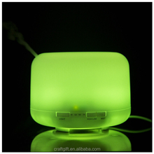 China Top grade 500ml night lamp aroma diffuser Perfume car scent air freshener for home